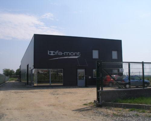 Silnoproudá elektroinstalace – Bofa-mont, s.r.o. (Velké Pavlovice)