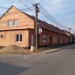 Elektroinstalace, slaboproud, měření a regulace, hromosvod – Ubytování (Velké Pavlovice)