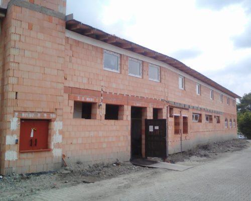 Přístavba se slaboproudem - Hotel Zámeček (Mikulov)