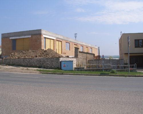 Silnoproudá elektroinstalace - Ekocentrum Trkmanka (Velké Pavlovice)