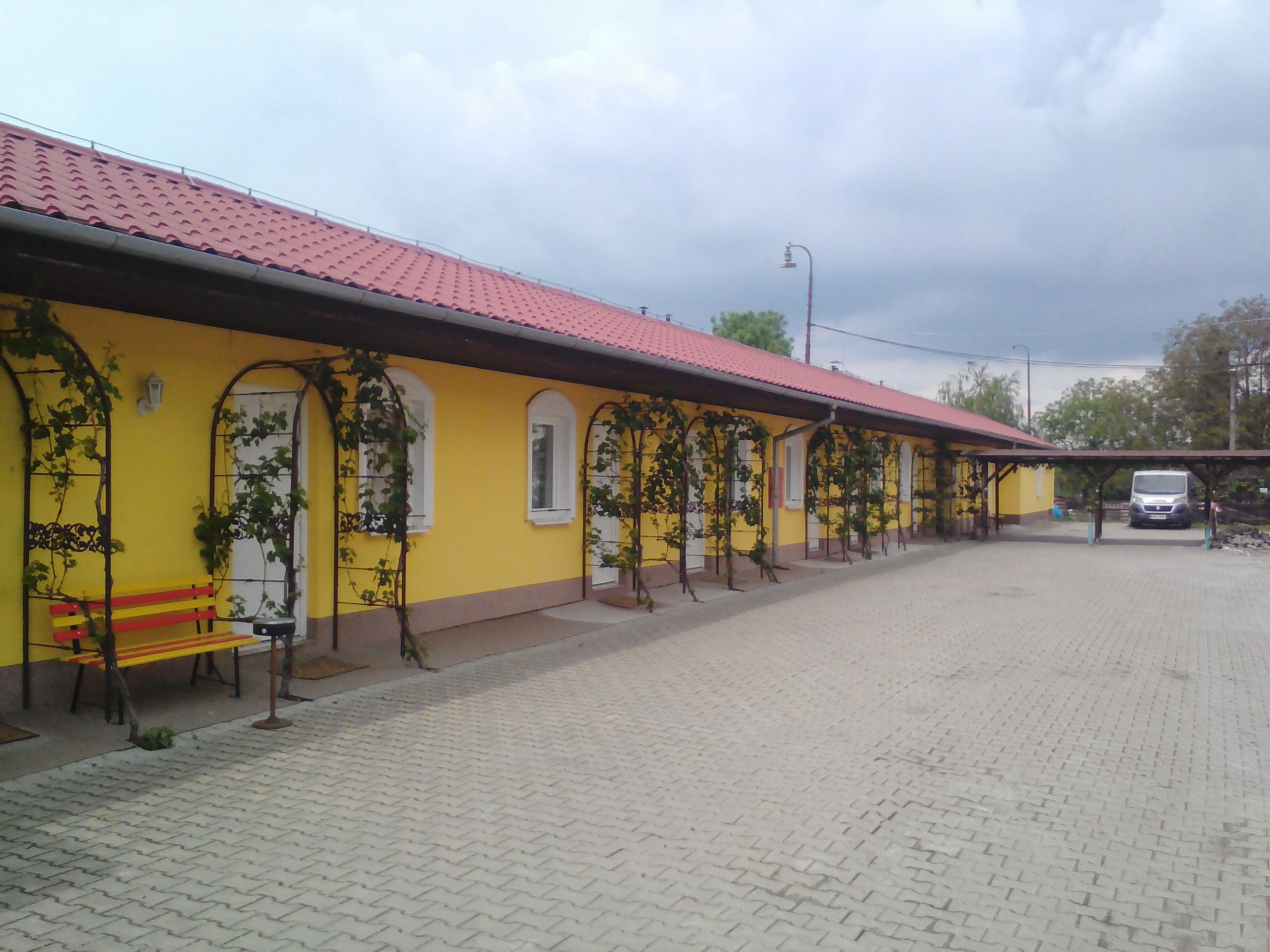 Generální údržba po 10 letech – Hotel Zámeček (Mikulov)