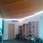 Kompletní elektro, hromosvod, strukturovaná kabeláž, EZS, kamerový systém – Vinařství (Velké Pavlovice)