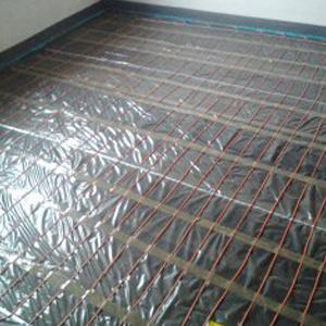 Kompletní elektro s elektrickým podlahovým vytápěním – RD (Velké Pavlovice)