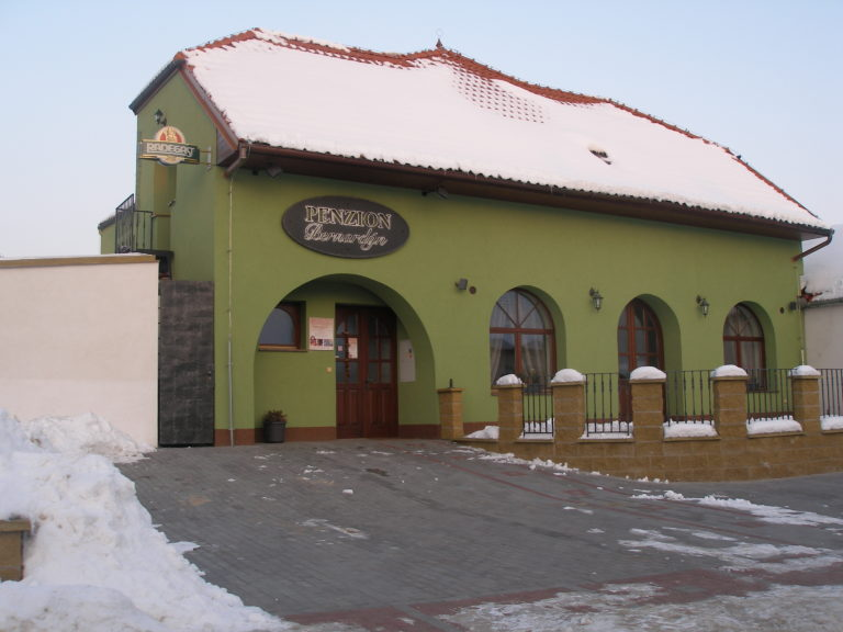 Kompletní elektroinstalace s ozvučením – Penzion Bernardýn (Bořetice)