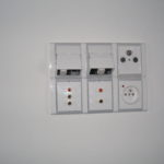 Kompletní rozvody strukturované kabeláže s audio i video rozvody