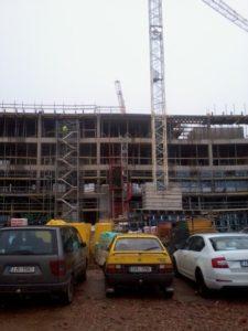 Měření a regulace – CTP Office Box (Brno)