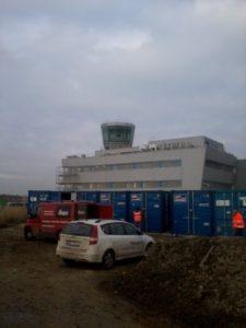 Měření a regulace – Letiště (Mošnov)