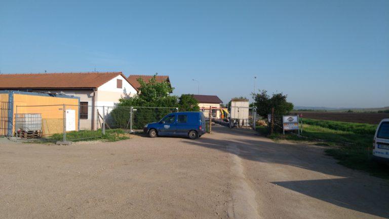 Přípojka NN – Swietelsky (ČOV Velké Bílovice)