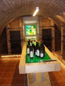 Reprezentační prostory vinařství