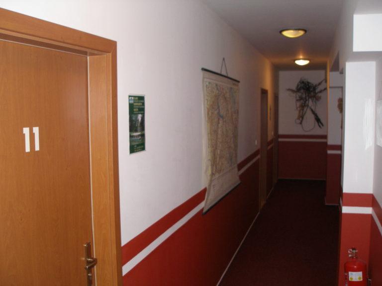 Silnoproudá elektroinstalace – Hotel Mlýn (Bořetice)
