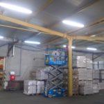 Strukturovaná kabeláž skladu – Vinium a.s. (Velké Pavlovice)