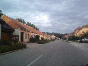 Veřejné LED osvětlení – Veřejná zakázka I. etapa (Velké Pavlovice)