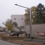 Dodávka a montáž veřejného osvětlení (Jihlava)