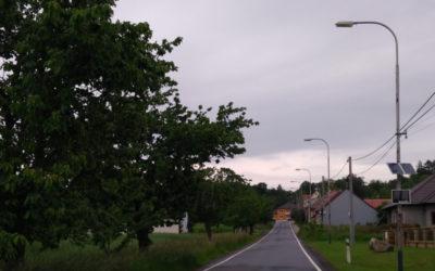 Veřejné LED osvětlení – Veřejná zakázka (Vřesovice u Hodonína)