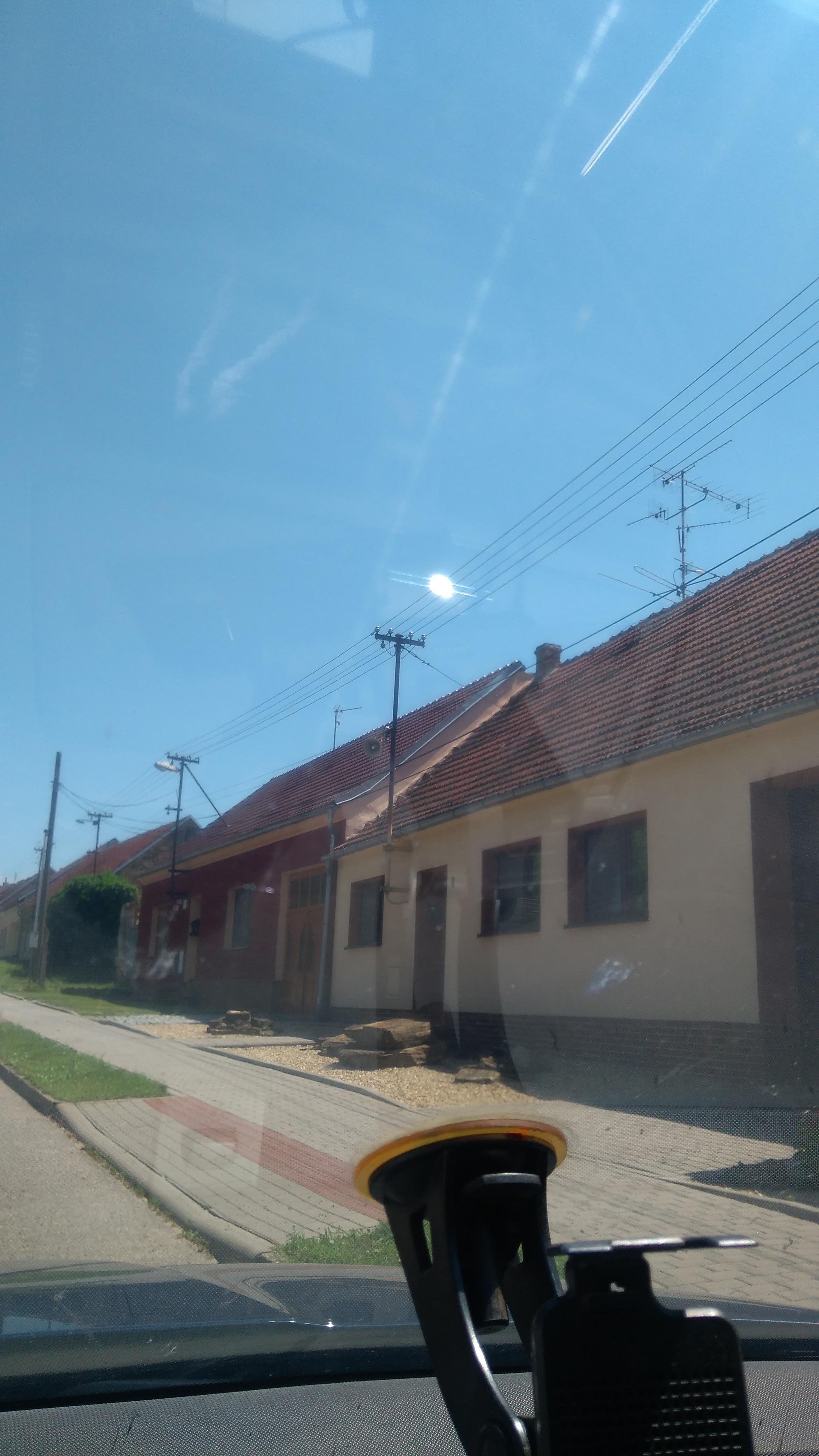Veřejné LED osvětlení – E.ON I. (Starovičky)